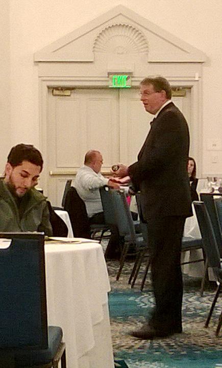 Dr. Eric Milou presentation at the NJAFPA Spring Trainging Institute