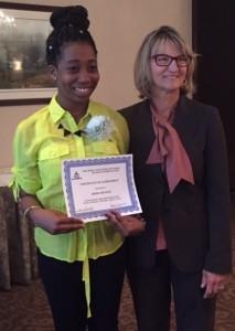 Diana Nicolas 2015 NJAFPA Scholarship Winner